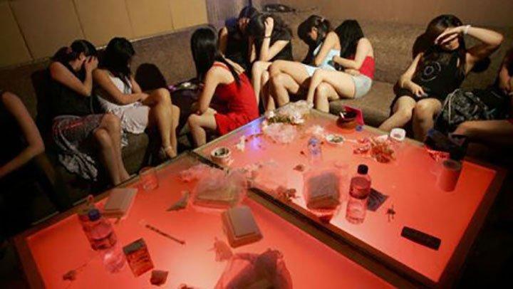 видео проституток из китая
