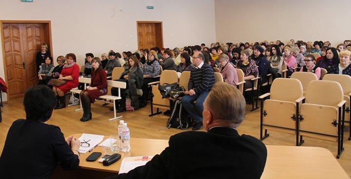 """Інформаційно-методичний семінар """"Нова українська школа"""""""
