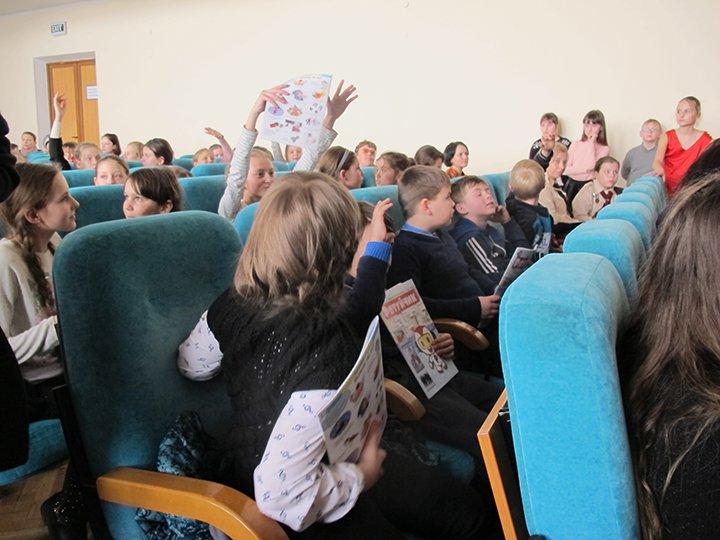 «Рятуйчик» стартує із Борисполя