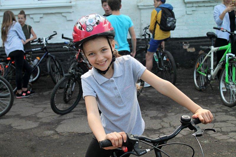 У Борисполі відбувся велопробіг «Шляхами героїв»