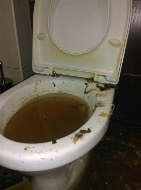 Нечистоти залили  квартиру начальника міського відділу благоустрою Борисполя