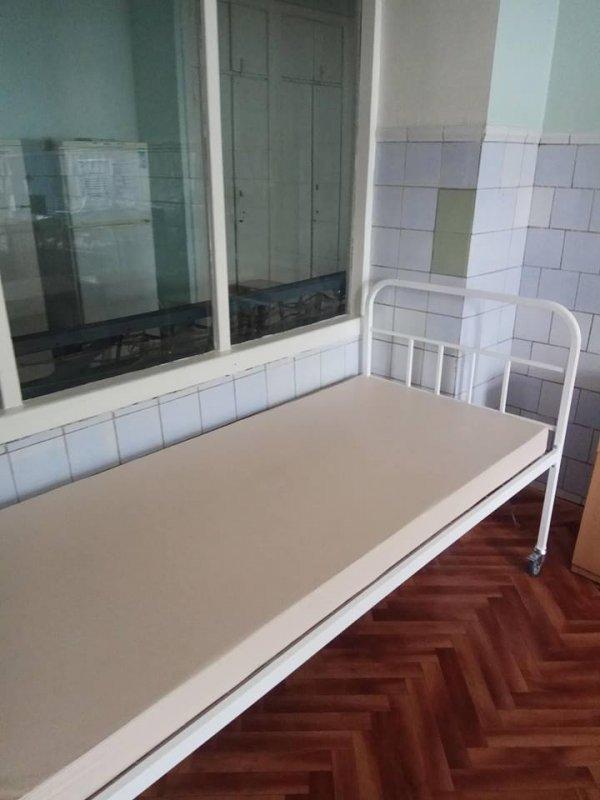 У інфекційному відділенні Бориспільської ЦРЛ з'явилися нові ліжка