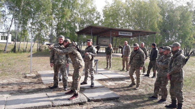 Бориспільщина готується до Дня бійця Територіальної оборони