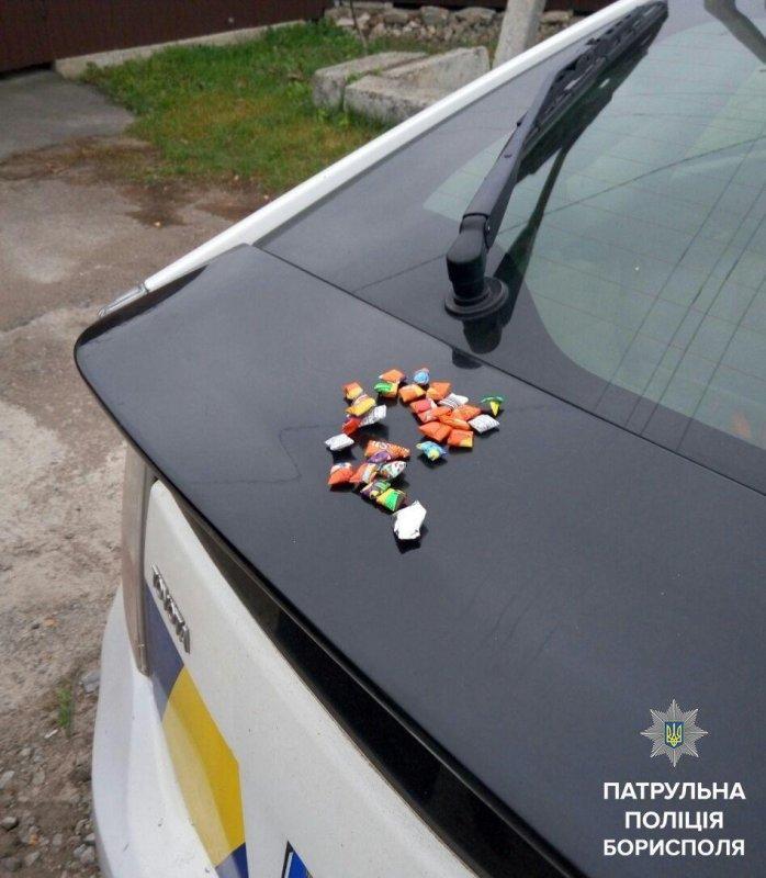 У Борисполі затримали жінку, яка розповсюджувала наркотики