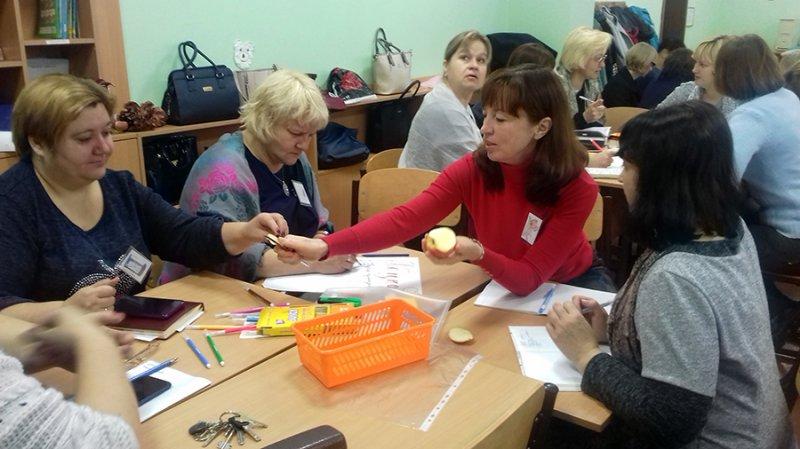 Курси для вчителів Борисполя