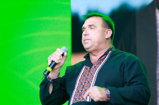 18 липня на Європейській площі Борисполя відбувся  концерт Олега Винника та Михайла Поплавського (фото, відео)