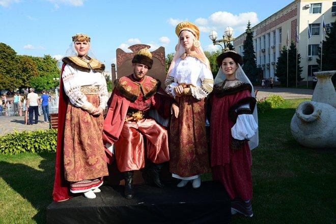 У Борисполі відбувся фестиваль на честь князя Бориса (фото, відео)