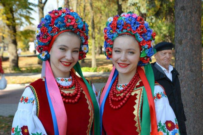 У Борисполі відзначили День захисника України (відео, фото)