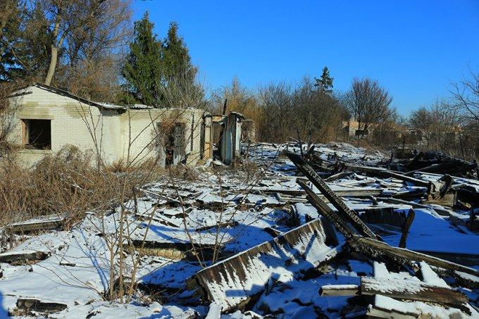 Забута «зона відчуження» у Борисполі (фото)