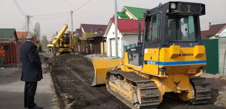Вулиці Липова та Зелена будуть з новим асфальтом