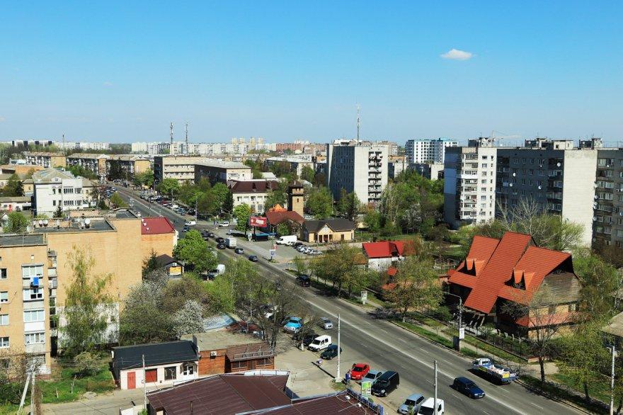 Весна у нашому місті (фото)