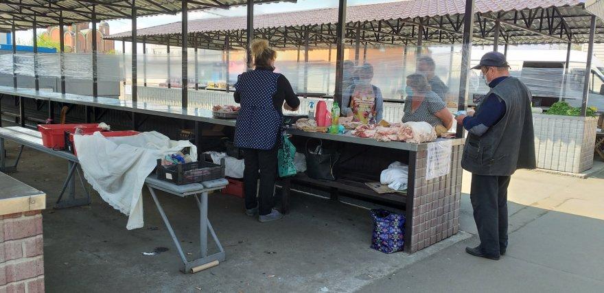 Недільний ринок відновив роботу 3 травня