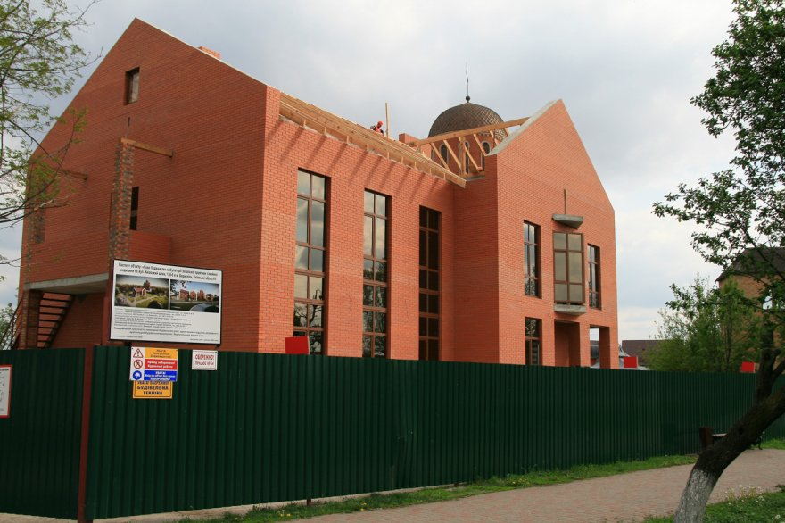 Завершується будівництво нової амбулаторії у Борисполі (фото)