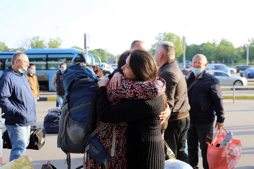 Українські полярники повернулися додому із Антарктиди