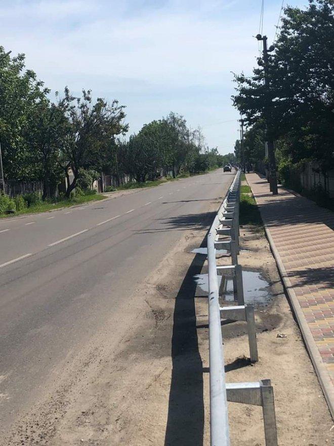 Мешканці приватного сектора вулиці Момота невдоволені дорогим ремонтом тротуару