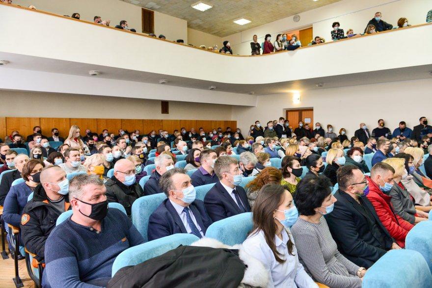 Новий Бориспільський міський голова склав присягу