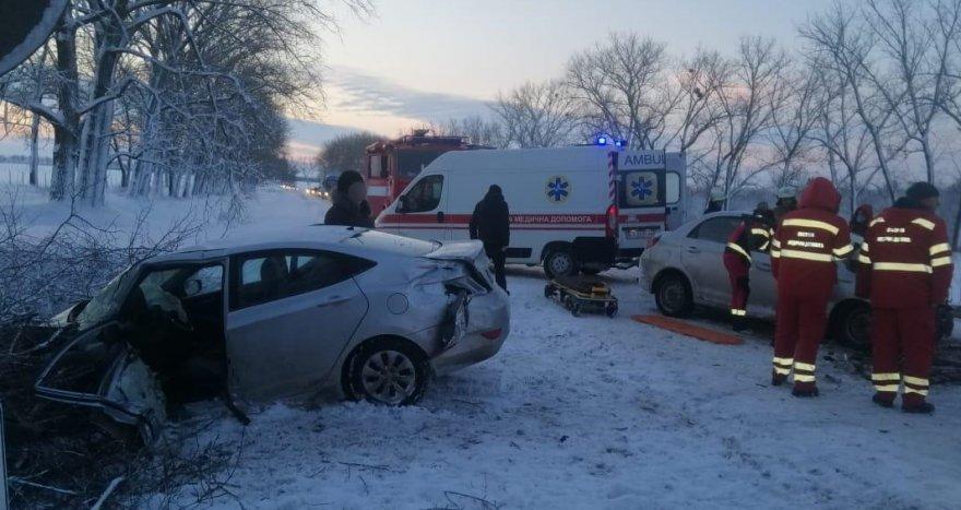 Один із постраждалих в ДТП біля Єрківців помер на приймальному покої