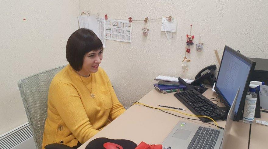 Вчителька математики з Борисполя стала лауреатом обласного конкурсу