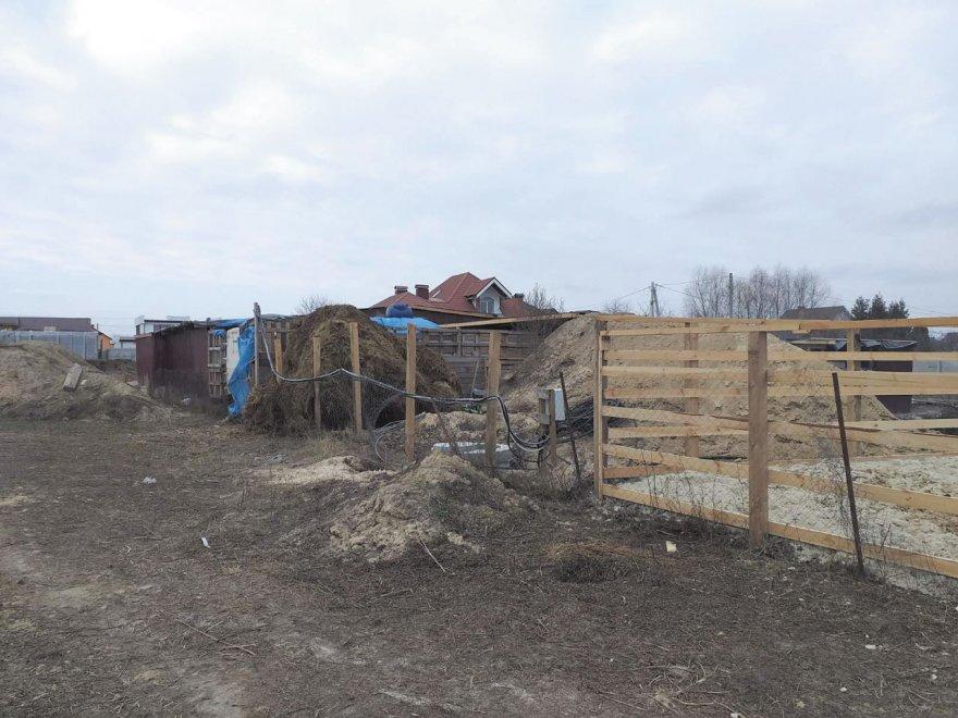 Нелегальну ферму на Коцюбинського повинні закрити