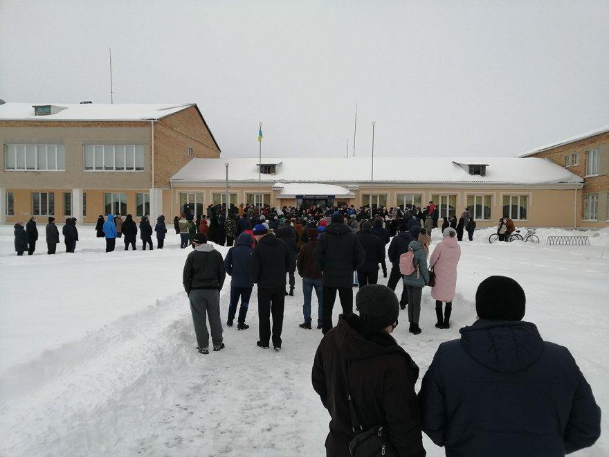 Мер відвідав села колишньої Кучаківської сільради та призначив старосту