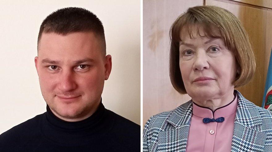 Людмилу Бистру та Віталія Горкуна призначено новими заступниками міського голови