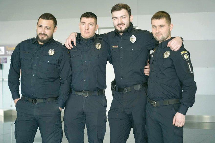 Батальйон патрульної поліції:  5 років охорони громадського порядку