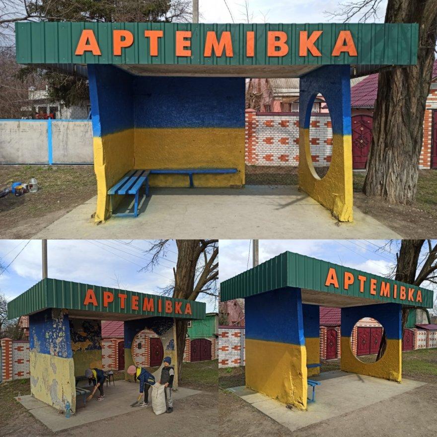 Кучаківський старостинський округ розпочав велике прибирання