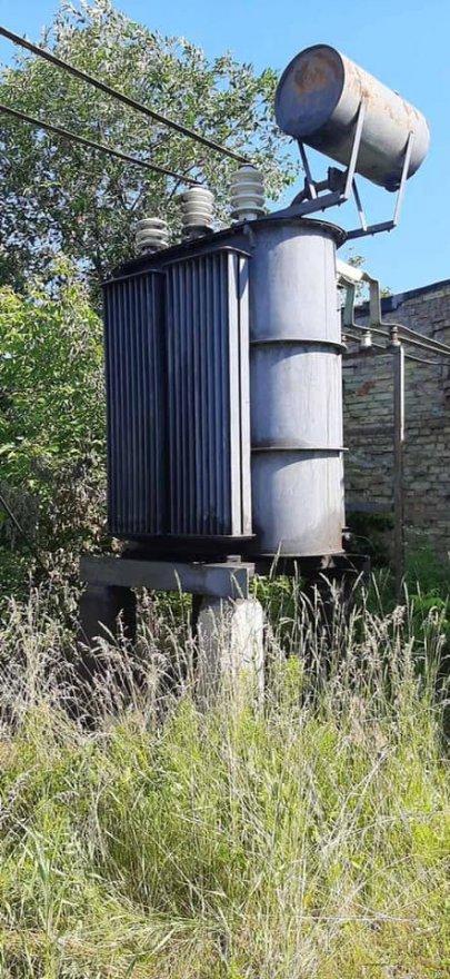 Виправна колонія в Мартусівці залишилась без електроживлення