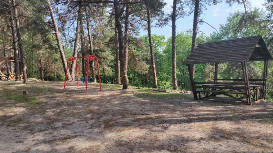 У Кийлові створили безкоштовну зону відпочинку
