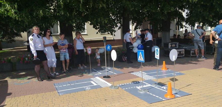 Національна поліція Борисполя відзначила шосту річницю створення