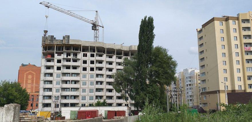 «ВЕСНА» на провулку Старовокзальному: бюджетне житло і зона релаксації на даху