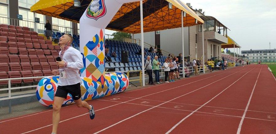 Спортивний святковий ранок у Борисполі