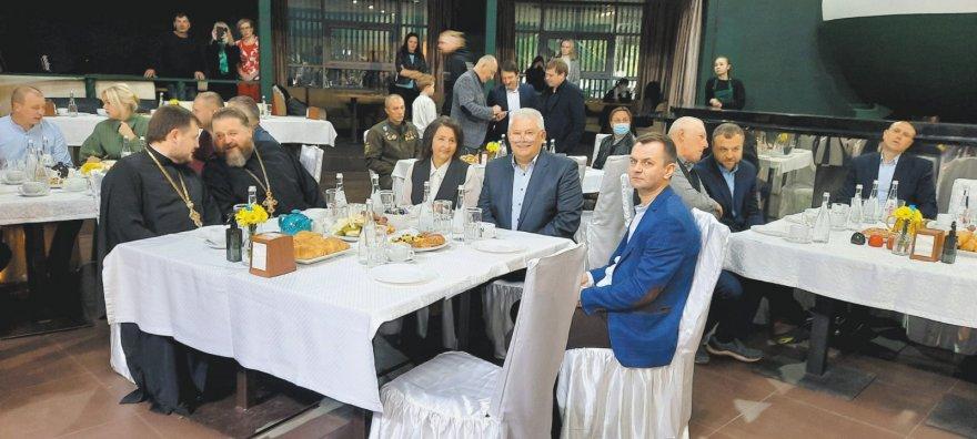 Молитовний сніданок  у Борисполі