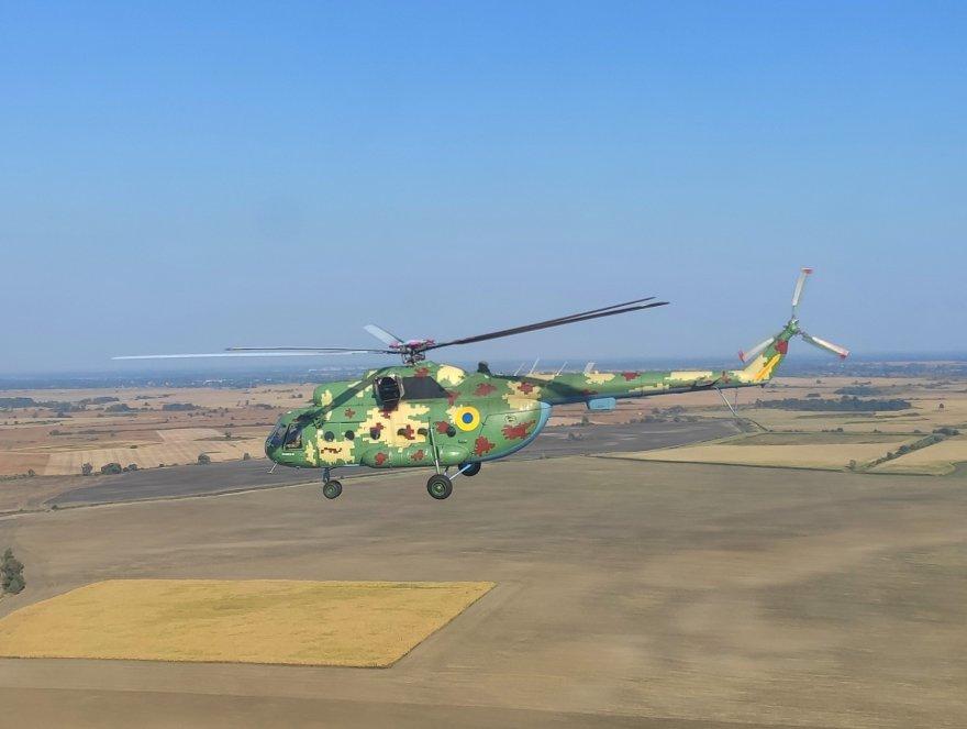 Бориспільські «голуби миру»:  будні бригади транспортної авіації